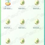 【ポケモンGO】タマゴから孵化するポケモンレベルは、そのタマゴをゲットした時のレベルと連動!