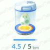 【ポケモンGO】アップデートしたらタマゴの距離が切り捨て表示になった!