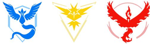 ポケモンGOチーム
