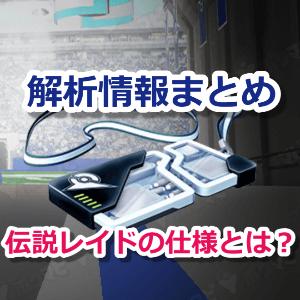 ポケモンGO解析情報伝説レイド