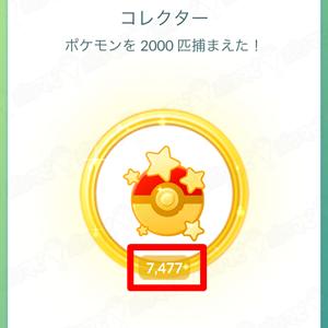 コレクターのメダル