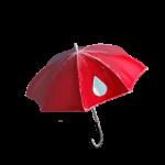 ポケモンGO雨