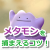 【ポケモンGO】メタモンを捕まえるためにできることをまとめたよ!【スペシャルリサーチ】