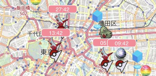 レイド&リワードマップ