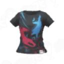 ラティアス&ラティオスTシャツ