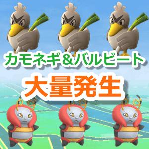 カモネギ の 進化