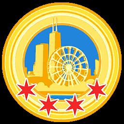 GOFest2018シカゴメダル