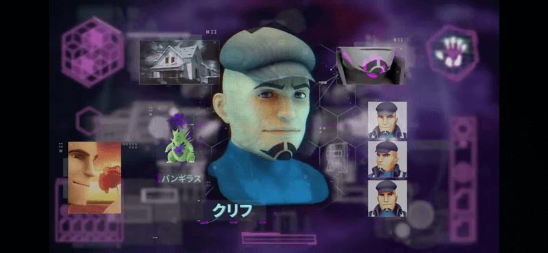 Go クリフ ポケモン