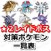 【ポケモンGO】レイドバトル(星レベル2ボス)対策ポケモンをまとめたよ!